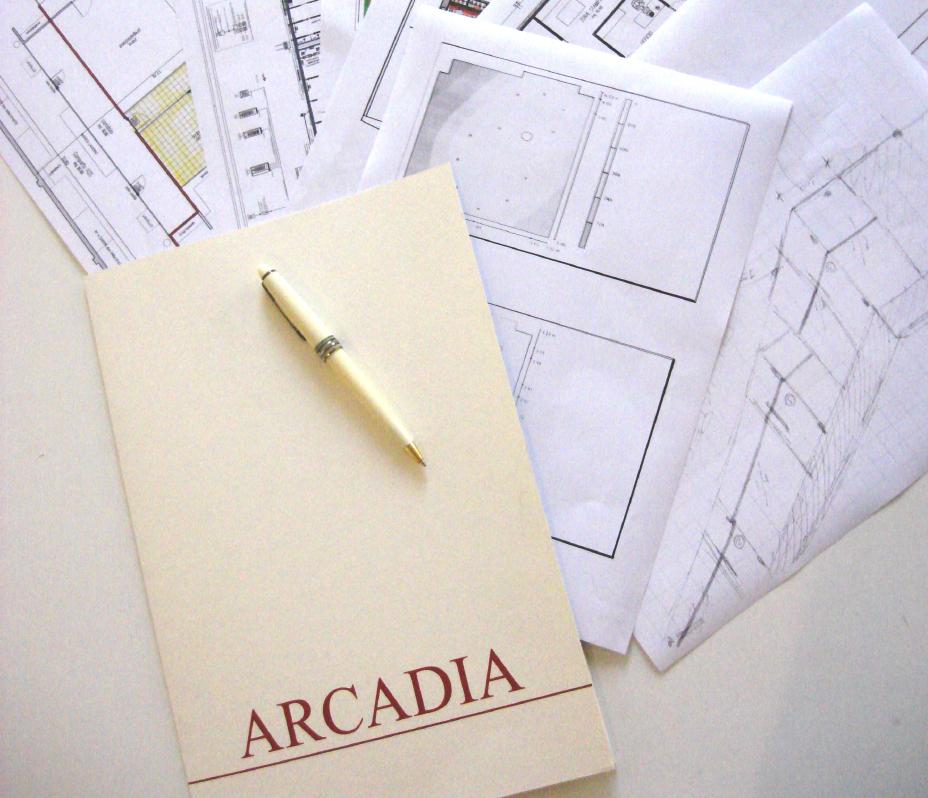 Arcadia Luci Progettazione