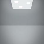 quarter plafone 3 luci